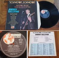 "RARE French LP 33t RPM (12"") JOHNNY HALLYDAY (1974) - Rock"