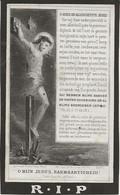 DP. MARIA LORIDAN - GOUBAU ° MEESSEN 1803- + 1884 - Religion & Esotericism