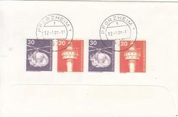 Allemagne -Pforzheim-Entier Postal Peu Fréquent-12/05/2004- - Umschläge - Gebraucht