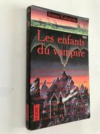 POCKET TERREUR N° 9186    Les Enfants Du Vampire    Jeanne KALOGRISDIS    304 Pages - 1998 Tbe - Fantastici