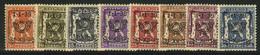 België PRE420/PRE427 * - 1939 - Klein Staatswapen - Petit Sceau De L'état - Preo Reeks 16 - 8w. - Typo Precancels 1936-51 (Small Seal Of The State)