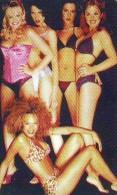 SPICE GIRLS *   Télécarte  USA  (70) Phonecard USA *  Telefonkarte * MUSIC * MUSIQUE * MUSIK - Musica