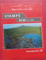 NOUVELLE - ZÉLANDE (2004) : Carnet N2075 - Booklets
