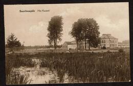 Suerbempde - Het Kasteel - Circulée - Griffe Linéaire Glabbeek-Suerbempde - Uitg. A. Swinnen-Arnauts - Glabbeek-Zuurbemde