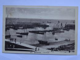 CPA (56) Morbihan - QUIBERON -   Port Maria - Quiberon