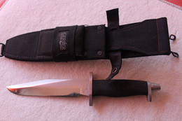 Vd Couteau GERBER BMF Collector 1988 Tbe - Knives/Swords