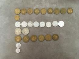 Algerie Lot De 28 Monnaies 1964 - Algeria