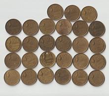 Frankreich 20 Francs Lot Marianne 1950 - 1953 Auch Bazor / Mehrfach - L. 20 Francs