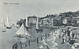 GENOVA - PEGLI - SULLA SPIAGGIA - Genova (Genoa)