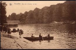Belgique - 1904 - Carte Postale - Bruxelles - Bois De La Cambre - Le Lac - A1RR2 - Squares
