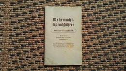 Rare Livret Traduction Wehrmacht Allemand/Français Soldats Allemands ! - 1939-45