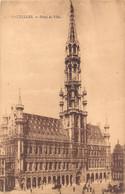 BRUXELLES - Hôtel De Ville - Monuments
