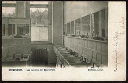 Borgoumont - Les Lavabos Du Sanatorium - Circulée - Edit. Dethine Liège - Voir Scans - Stoumont