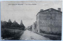 C. P. A. : 33 PELLEGRUE : La Gendarmerie, Animé - Andere Gemeenten