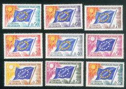 Lot 9069 France Série Service N°27 à 35 (**) - Mint/Hinged