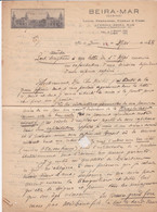 RIO DE JANEIRO BRESIL BEIRA MAR CASINO LOPES FERNANDES FERRAZ COMP ANNEE 1923 - Other