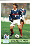 Image, Figurine , Sticker : Panini France 98  Total - DIDIER DESCHAMPS. - Other