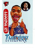 Image, Figurine , Sticker : Les Toufoot's La Vache Qui Rit - THIERRY HENRY. - Other