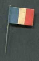 """WW1 Drapeau Français """"Journée De Poilu / France"""" WWI - 1914-18"""