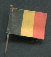 """WW1 Drapeau Belge """"Journée De Poilu / Belgique"""" WWI - 1914-18"""