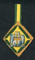 """WWI - Médaille En Carton Représentant Un Havresac De Soldat """"Journée De Poilu 14/18"""" WW1 - 1914-18"""