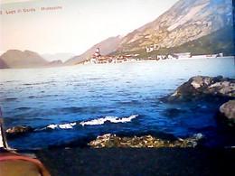 MALCESINE  LAGO DI GARDA  VEDUTA N1910 IG10064 - Verona