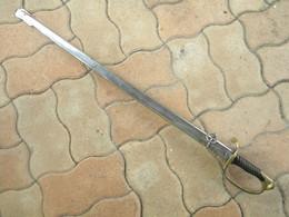 Sabre Infanterie - Knives/Swords