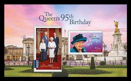 Australia 2021 Mih. 5368/69 (Bl.693) Queen Elizabeth II MNH ** - Ungebraucht