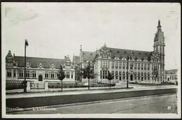 Carte Photo - Bruxelles - L'Université - Edit. Lits - Voir Scans - Brussels (City)