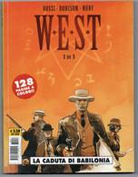 West (Cosmo 2016) N. 1 - Non Classificati
