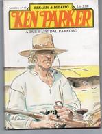 """Ken Parker """"serie Oro""""  (Parker Editore 1992) N. 43 - Bonelli"""