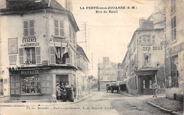 LA FERTE SOUS JOUARRE - Rue De Reuil - Très Bon état - La Ferte Sous Jouarre