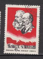 Russie, Russia, Karl Marx, Lénine, Lenin - Lenin