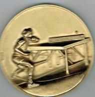 Luxembourg Médaille,Classe D.SENIOR D.T.ERPELDANGE. - Other