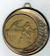 Luxembourg Médaille Champion ,Classe D. D.T.ERPELDANGE.89-90, - Other