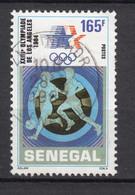 Sénégal, Foot, Football, Soccer, Jeux Olympiques De Los Angeles Olympic Games - Autres