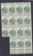 Colis Postaux Bloc De 15 (tres Forte Cote), N° 232A Avec Filigrane ,neuf Sans Charniere , Gomme D'origine - Ongebruikt