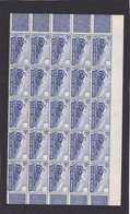Colis Postaux Bloc De 25 (tres Forte Cote), N° 182,neuf Sans Charniere , Gomme D'origine - Ongebruikt