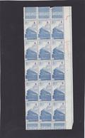 Colis Postaux Bloc De 15 (tres Forte Cote), N° 222A Avec Filigrane,neuf Sans Charniere , Gomme D'origine - Ongebruikt