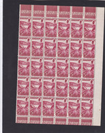 Colis Postaux Bloc De 25 (tres Forte Cote), N° 217A Avec Filigrane,neuf Sans Charniere , Gomme D'origine - Ongebruikt
