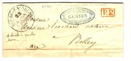 52353 -  DE BOURG EN BRESSE - 1801-1848: Voorlopers XIX