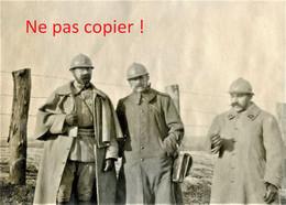 PHOTO FRANCAISE - POILUS A ( ESBOZ ) BREST ENTRE LANTENOT ET LUXEUIL LES BAINS HAUTE SAONE - GUERRE 1914 1918 - 1914-18