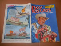 Roy Rogers Numéro Spécial Année 1953 Be - Piccoli Formati