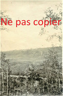 PETITE PHOTO FRANCAISE - VUE SUR NEUVILLE DES HAUTEURS DE LAFFAUX AISNE  GUERRE 1914 1918 - 1914-18