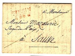 52377 - P  29 P NISMES - 1801-1848: Voorlopers XIX