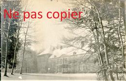 2 PETITES PHOTOS FRANCAISES - LE CHATEAU DE BEAUPRE A CHASSEY PRES DE GONDRECOURT LE CHATEAU MEUSE -  GUERRE 1914 1918 - 1914-18