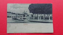 Padova.Piazza Vittorio Emanuele - Padova