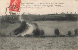 LES HERBIERS : LES MOULINS SUR LE MONT DES ALOUETTES - Les Herbiers