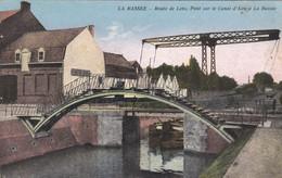 LA BASSEE - NORD  -  (59)  -  CPA COULEUR - ECRITE EN FELDPOST EN 1915.... - Autres Communes