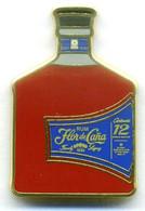 Pin's Boisson Alcool Rum Flor De Cana Rhum - Bevande